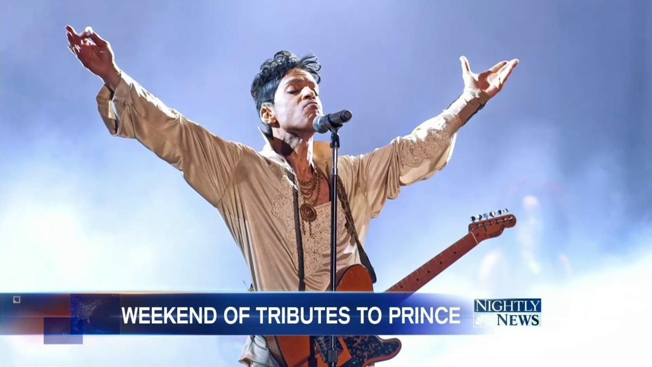 Prince's Sudden Death Leaves Many Unanswered Questions