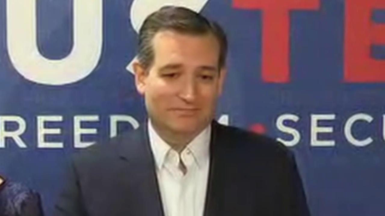 Cruz responds to Boehner's 'Lucifer' insult