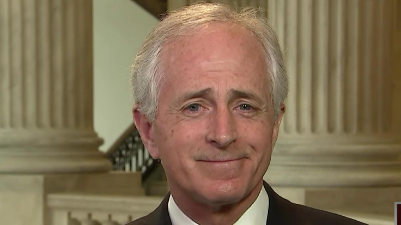 Sen. Corker: 'It was a good step forward'