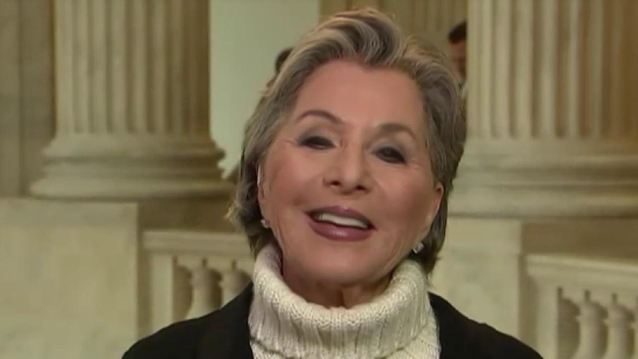 Sen. Boxer defends Clinton on 'woman card'...