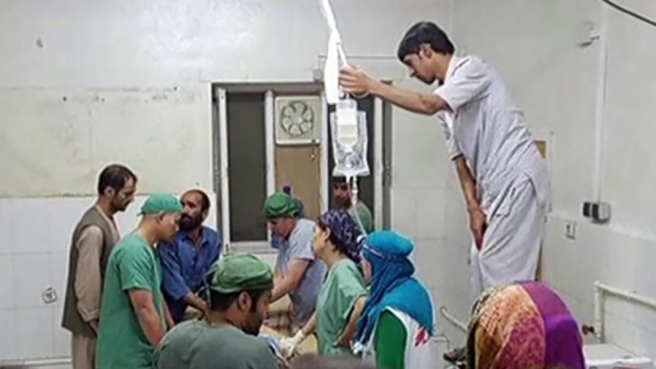 Col. Jacobs on U.S. strike on Afghan hospital