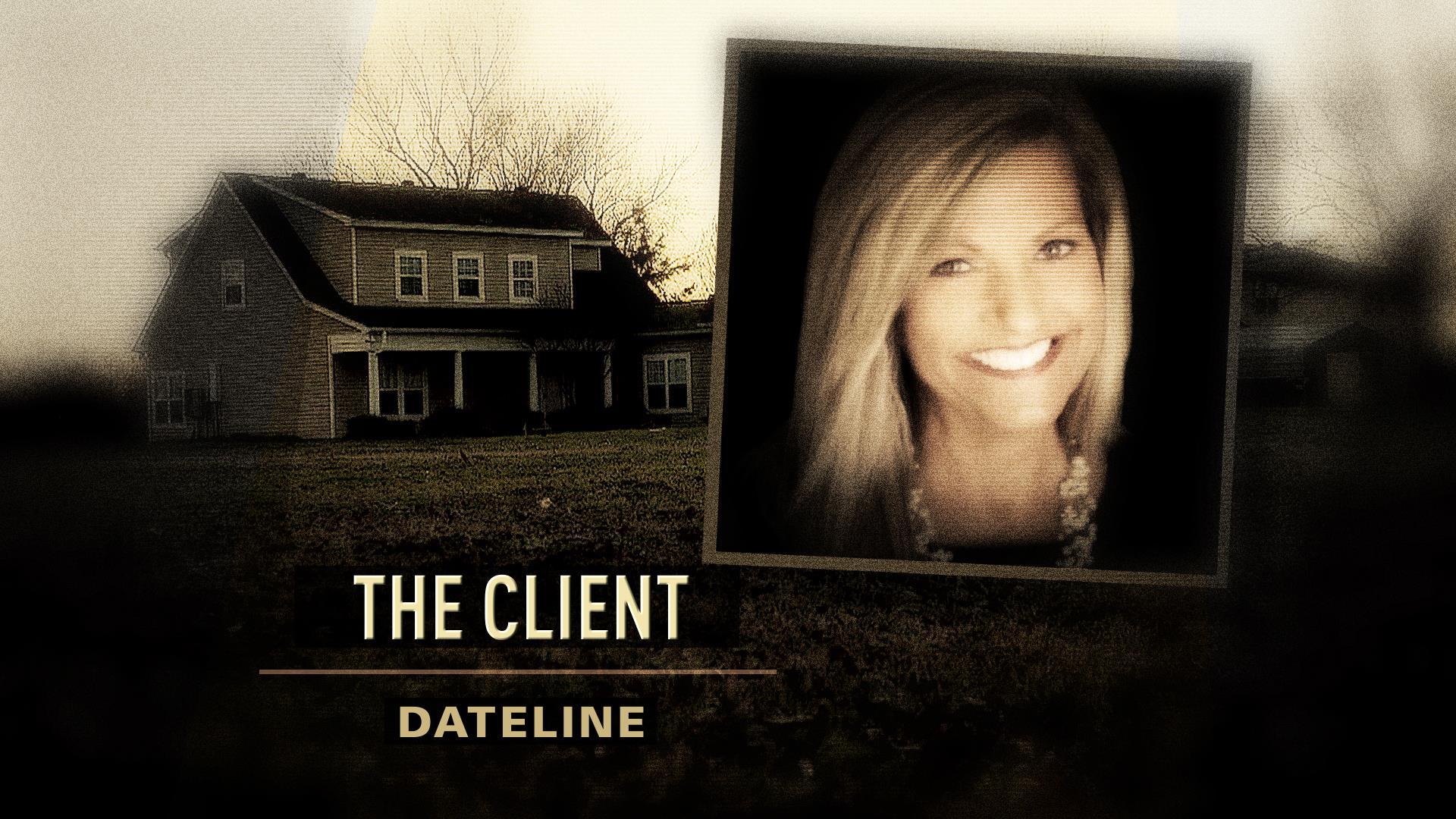 Dateline Trailer: The Client