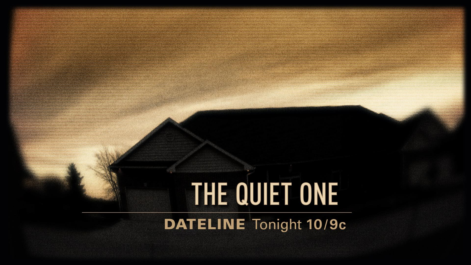 SNEAK PEEK: The Quiet One