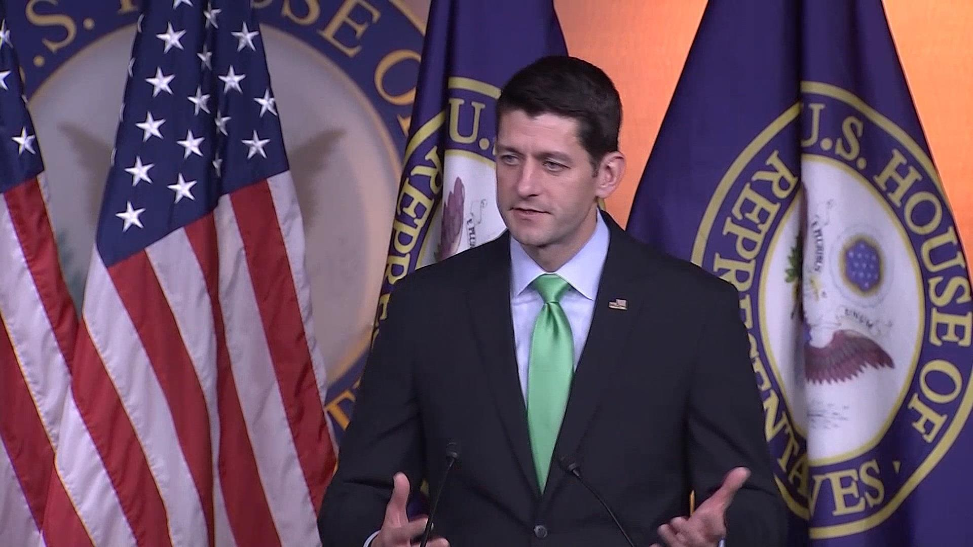 Ryan: I have 'better relationship' with Cruz