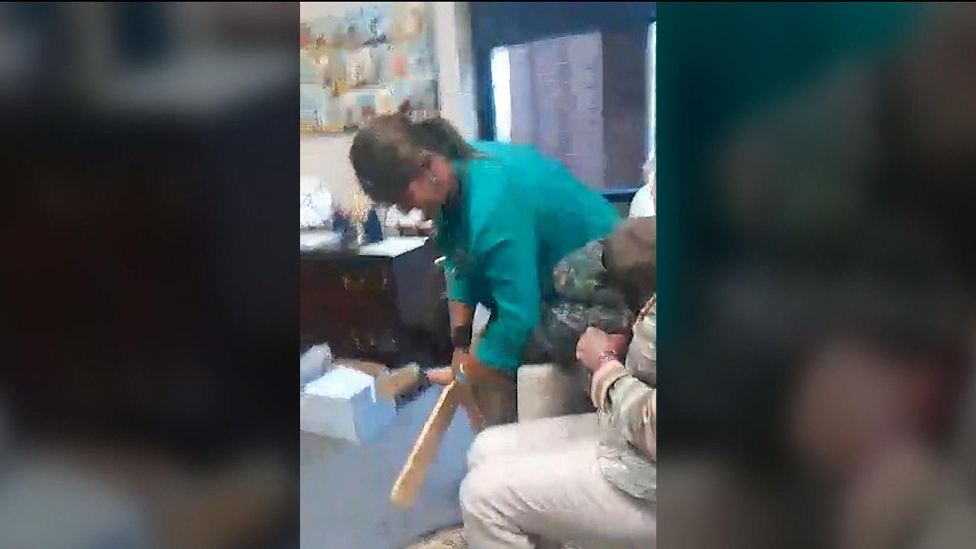 Video Paddling Of 5 Year Old By Principal Reignites