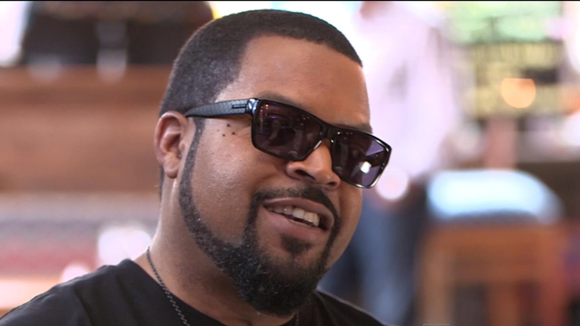 Tdy Ice Cube Game Nwa