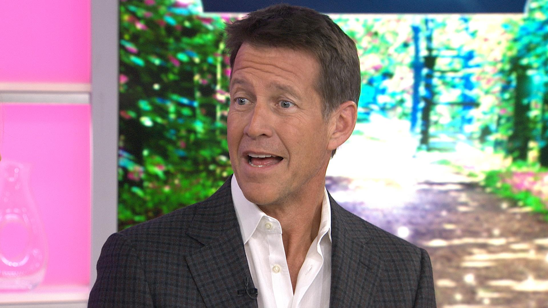 James Denton I was not ready to be shirtless on Housewives NBC News