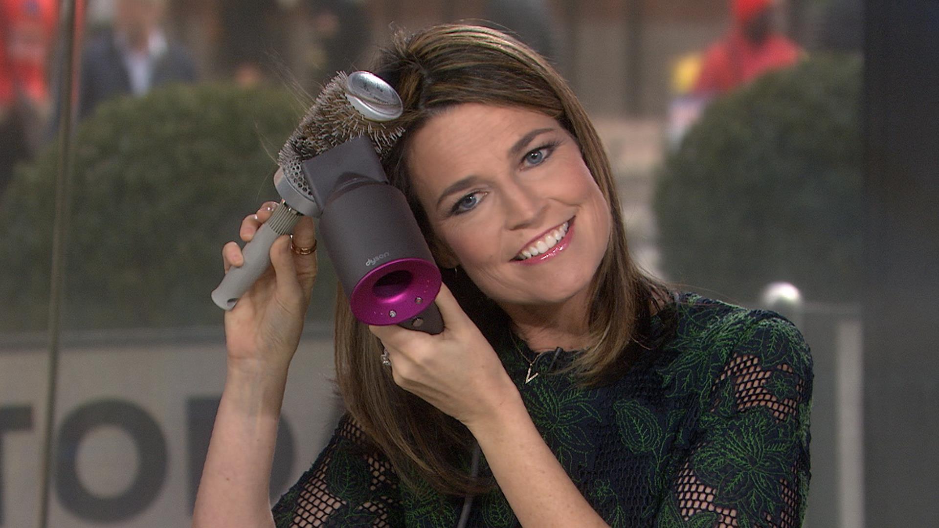 New Dyson hair dryer blows Savannah away - TODAY.com