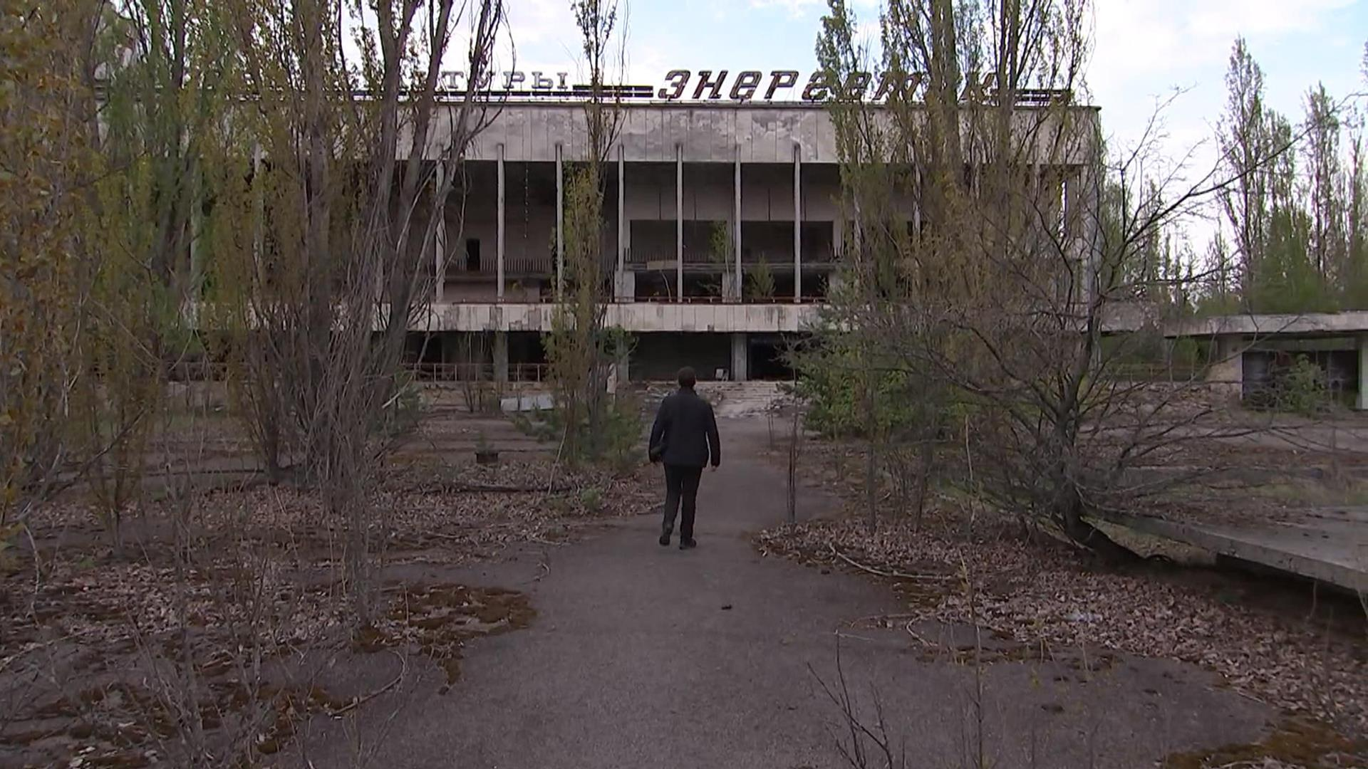 Chernobyl Anniversary: Ukraine Holds Fast to Nuclear Energy