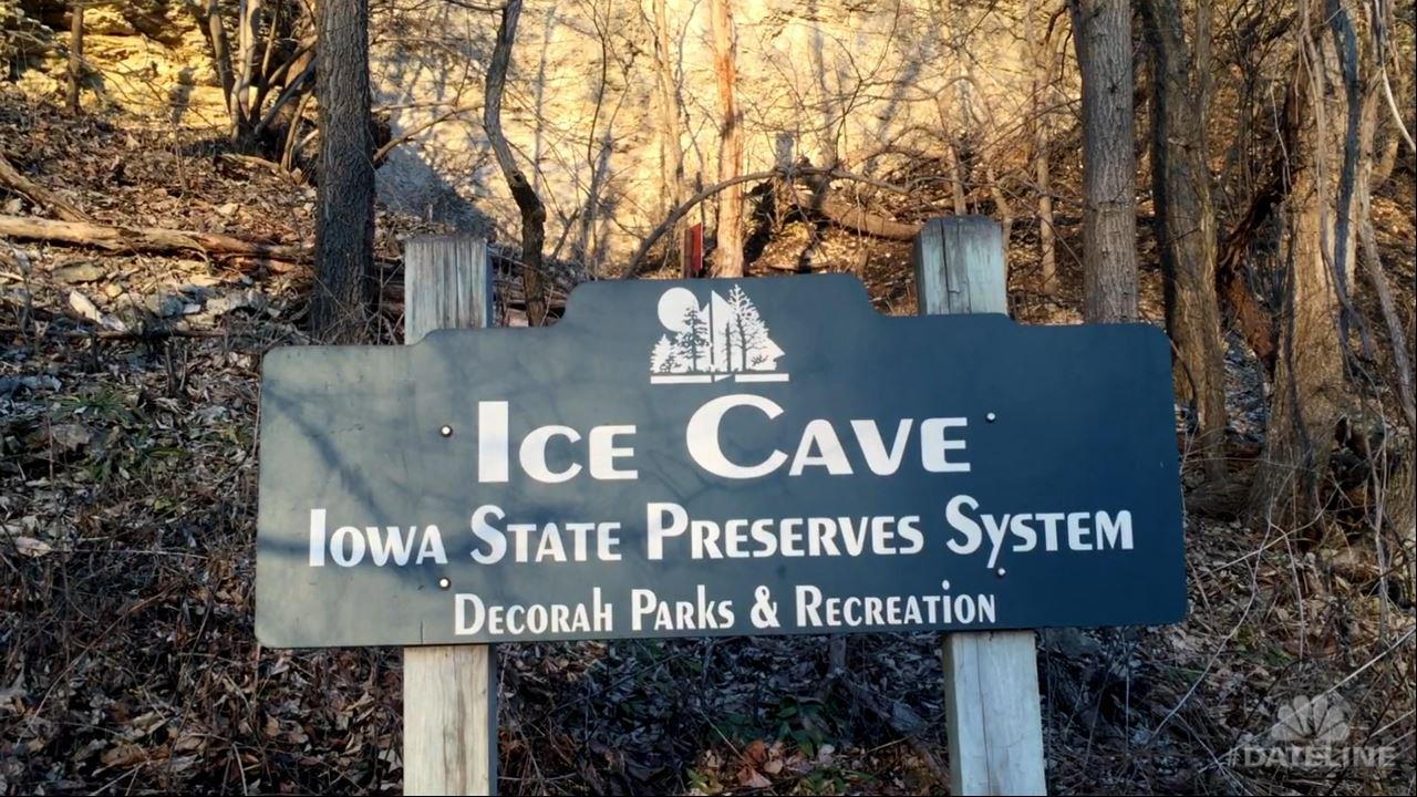 A Postcard from the Field: Decorah Paradox Ice Cave