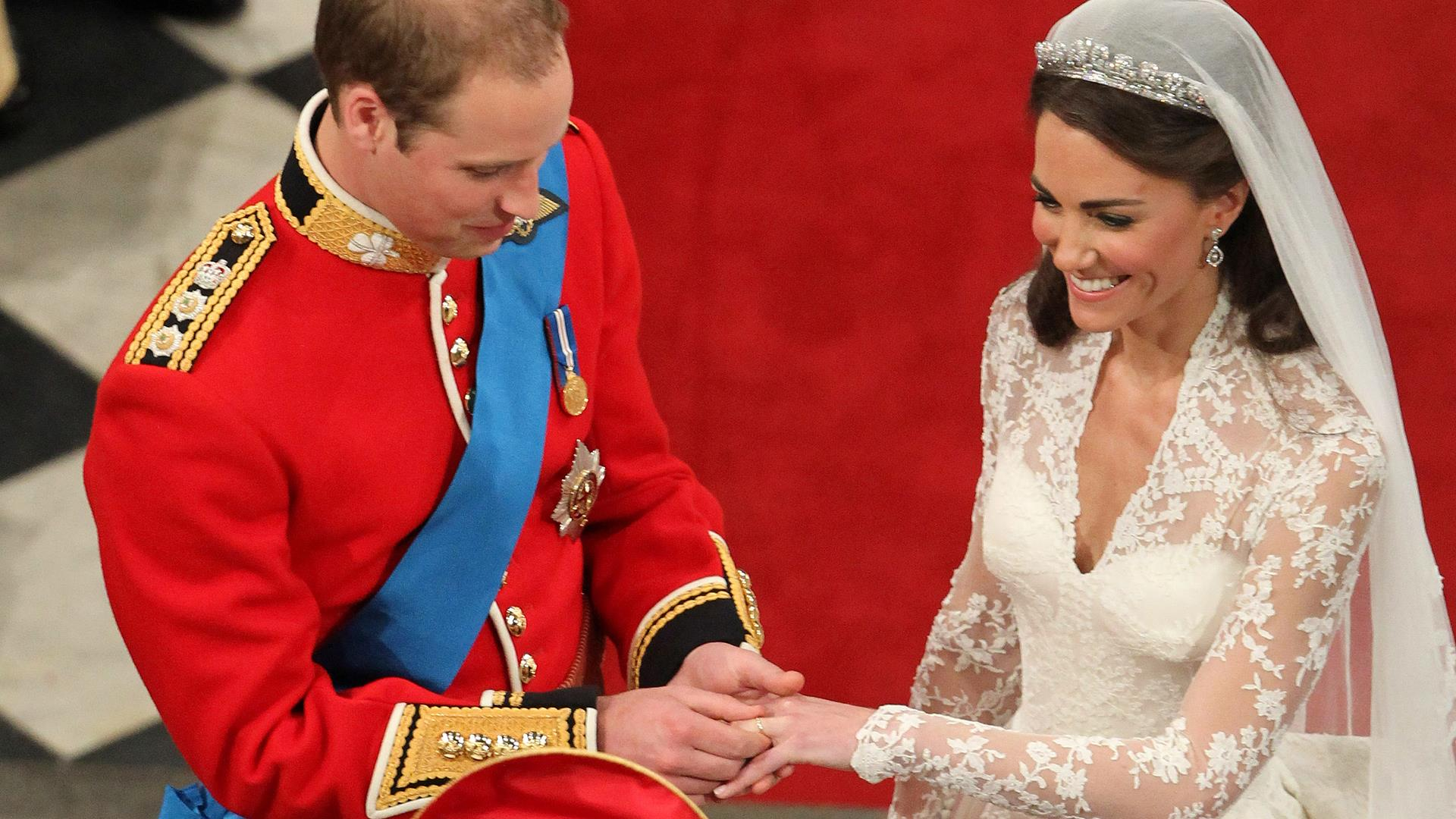 Flashback Prince William And Duchess Kate S Royal Wedding