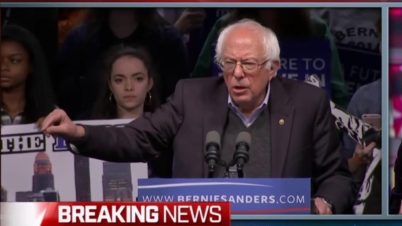 Sanders promises to support more progressives