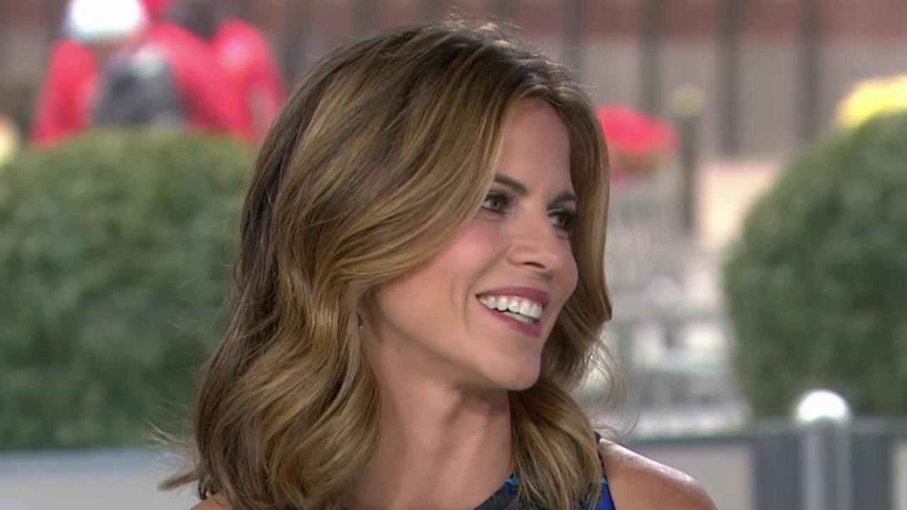 congratulations, natalie morales! today anchor to head west