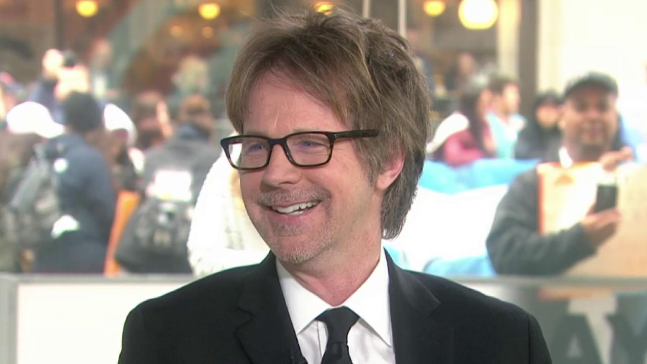 Dana Carvey previews new Impressions show, demos some of his best
