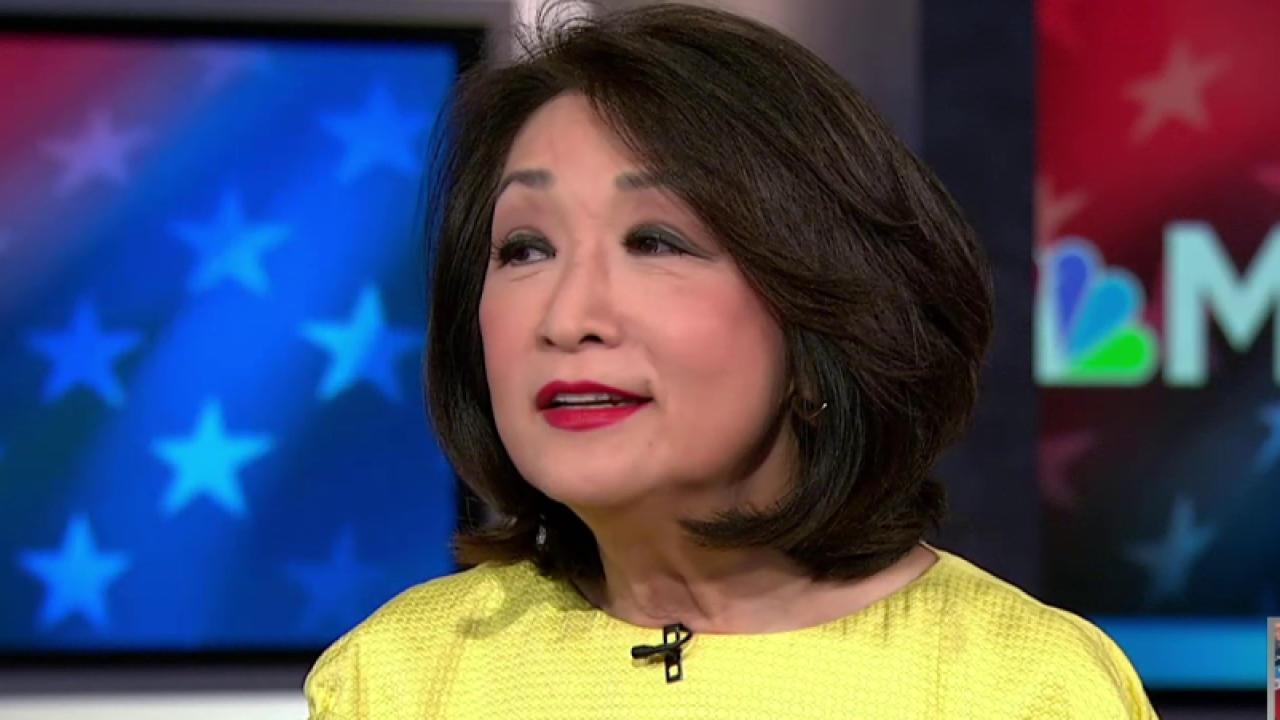 Connie Chung on Trump vs. the media