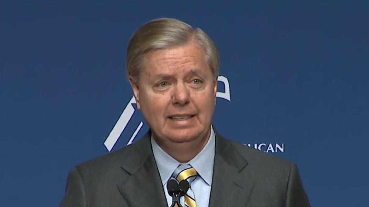 Sen. Graham won't support Trump or attend...