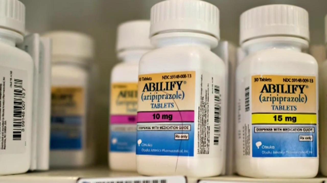 abilify drug usage