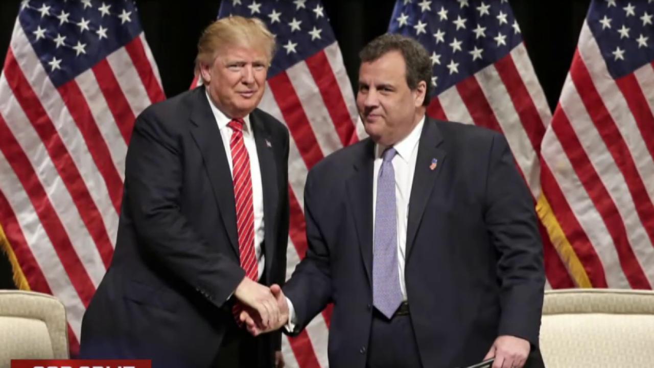 Christie to head Trump's WH leadership team