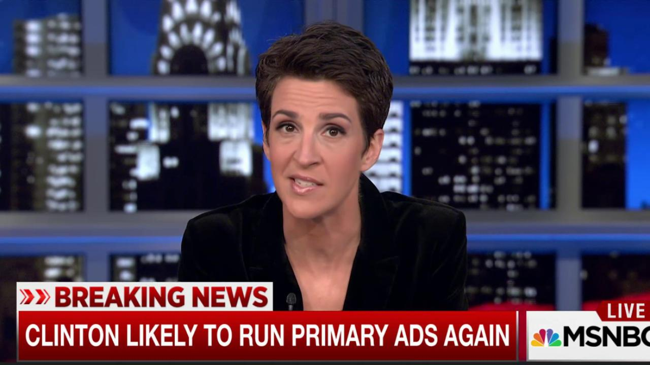 Clinton camp rethinks ending primary ads