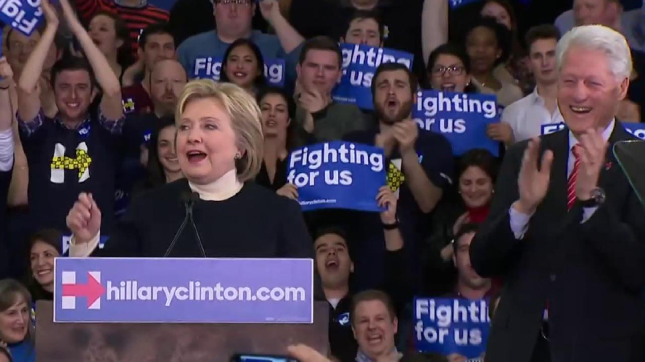Will Bill Clinton's past hurt Hillary?