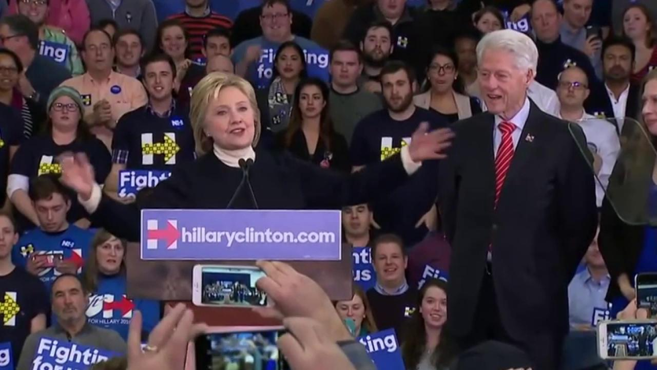 Bill Clinton won't respond to Trump's ...