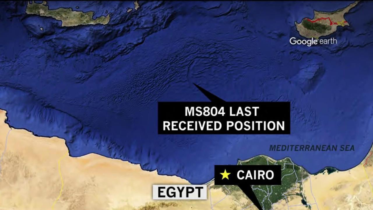 Pilot: EgyptAir plane has strong safety...