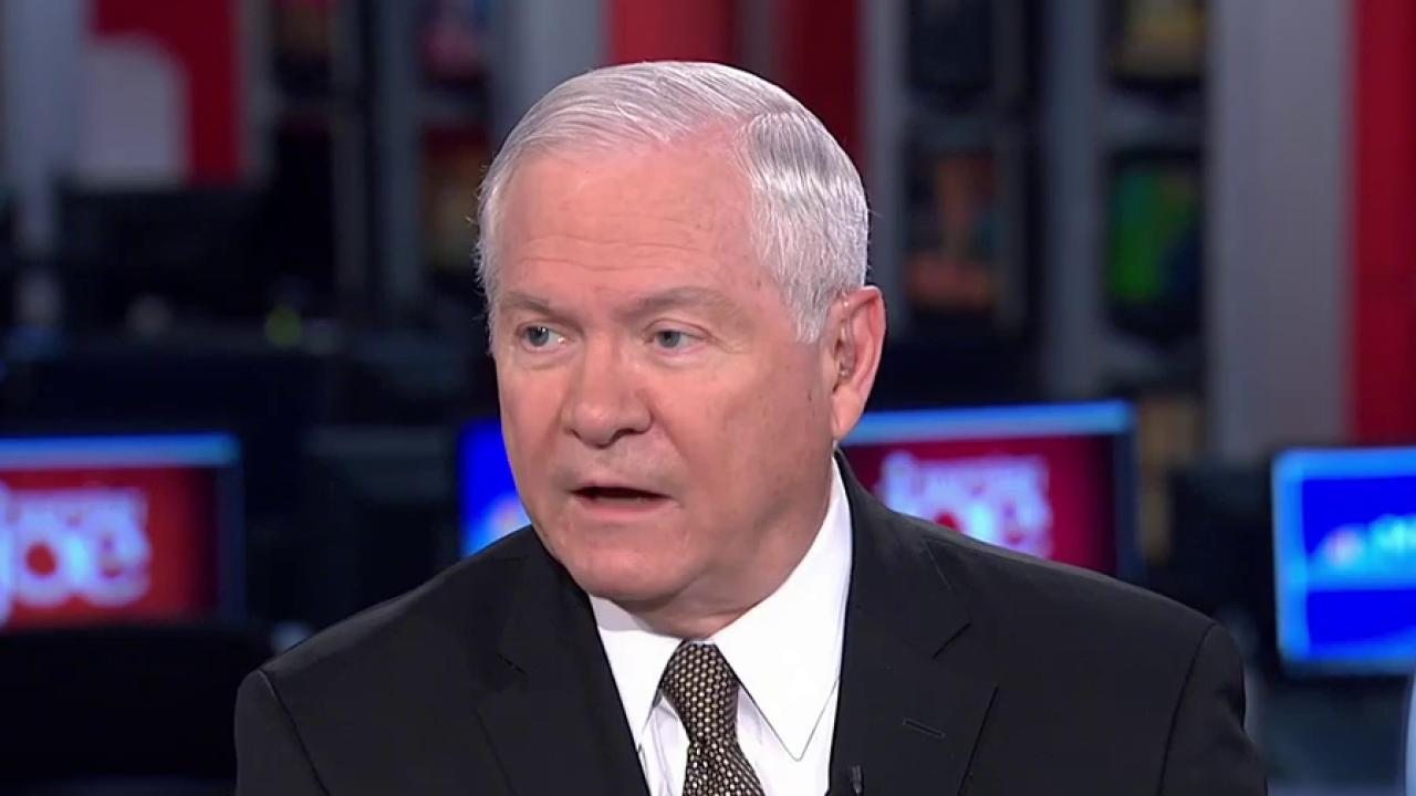 Gates: I don't know what drives Clinton,...