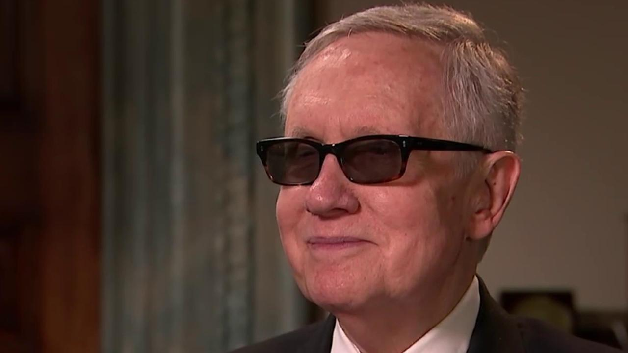 Sen. Reid weighs in on Trump's veep picks