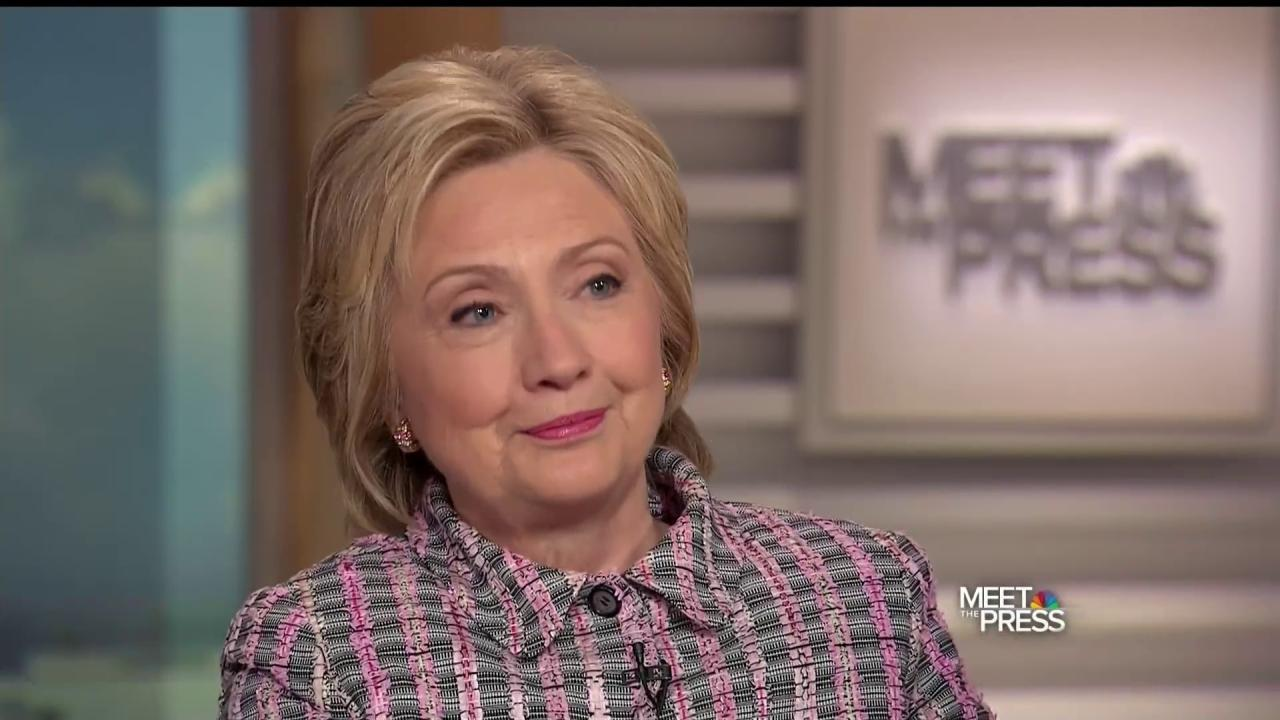 Would Hillary Clinton Consider Mark Cuban for VP?