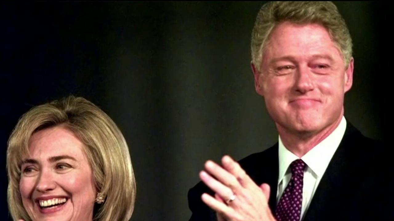 Trump digs into the Clinton past, will it...