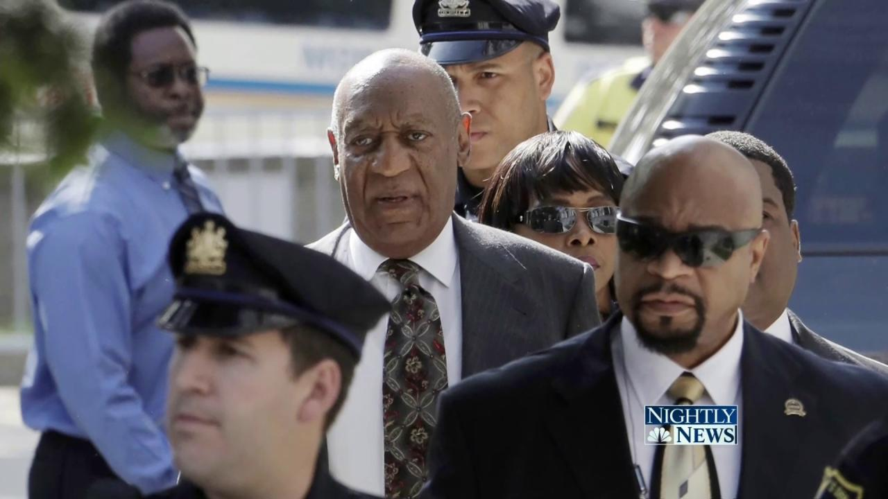 Bill Cosby Ordered to Stand Trial on Sexual Assault Charges