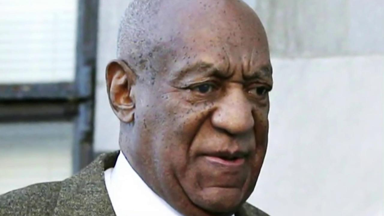 Cosby's accusers build strength in numbers