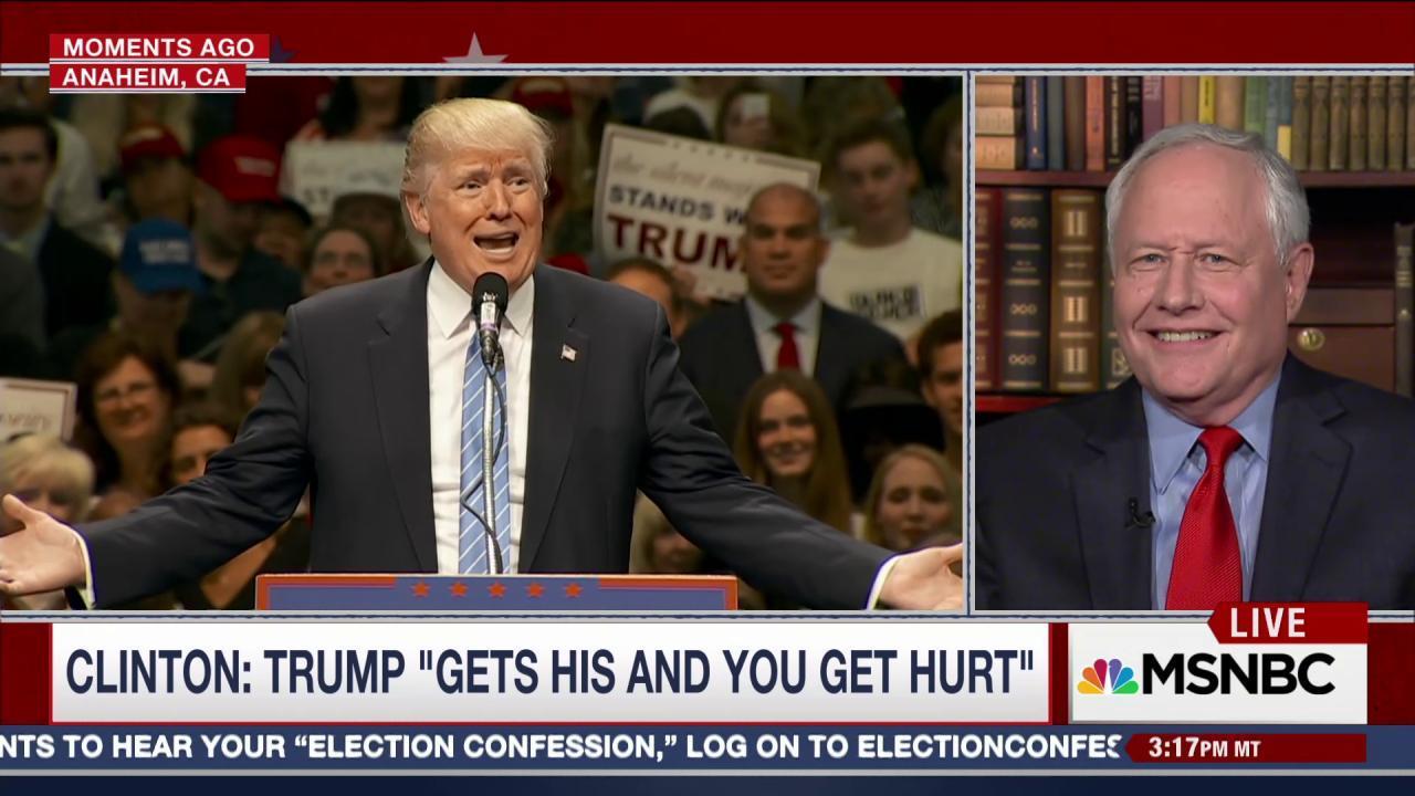 Bill Kristol Responds to Trumps Loser Insult