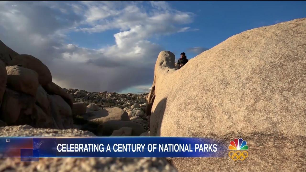 National Park Service Celebrates 100th Anniversary