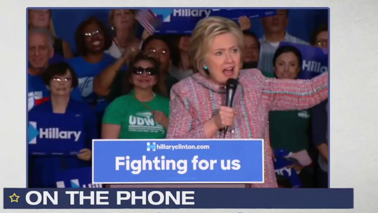 Clinton on Emails: I Know People Have Concerns