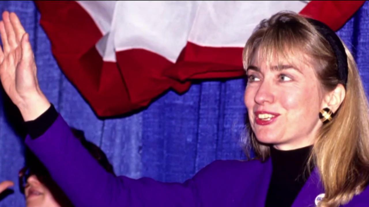 Trump dredges up '90's Clinton scandals
