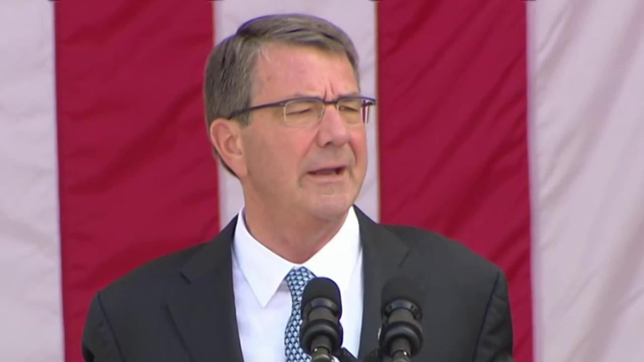 Secretary Carter: Military is the 'noblest...