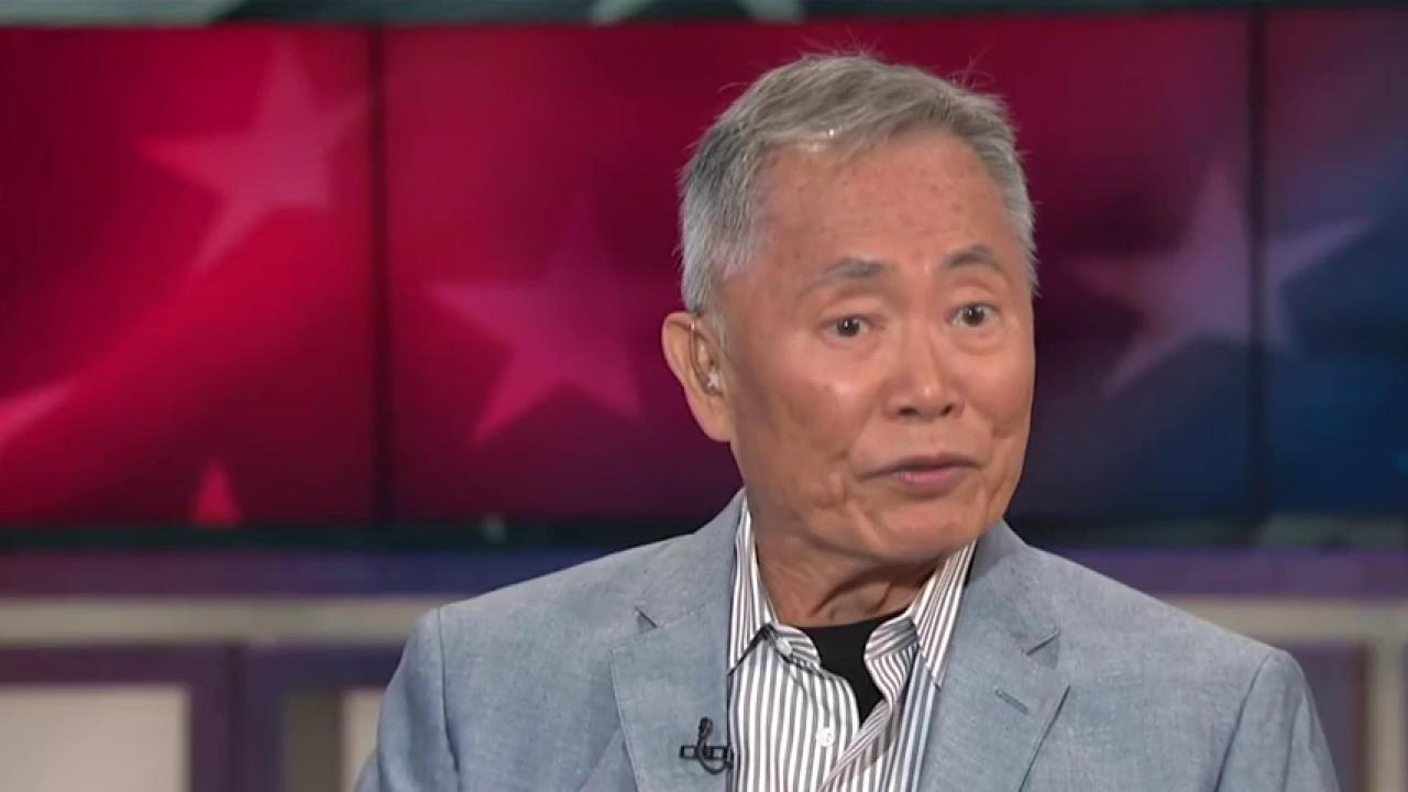 George Takei weighs in on Trump's personality