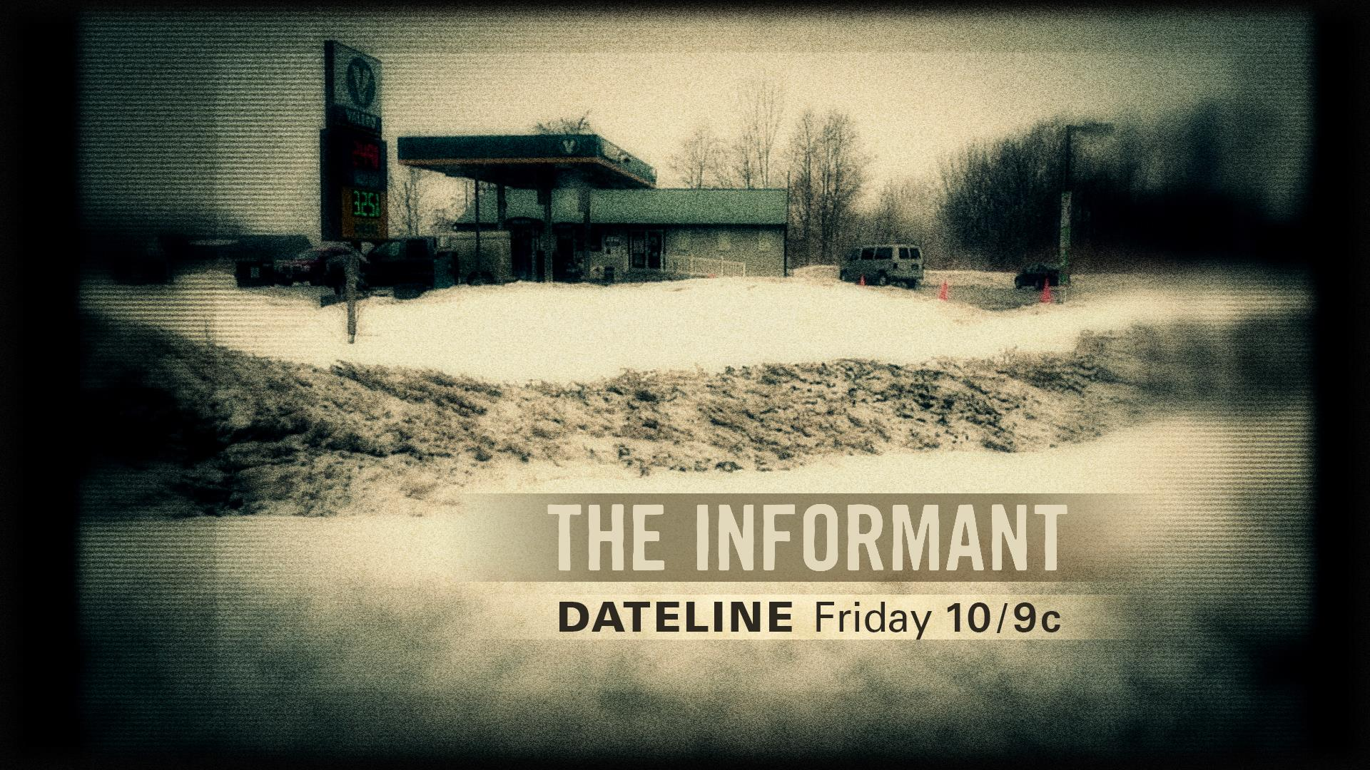 PREVIEW: The Informant