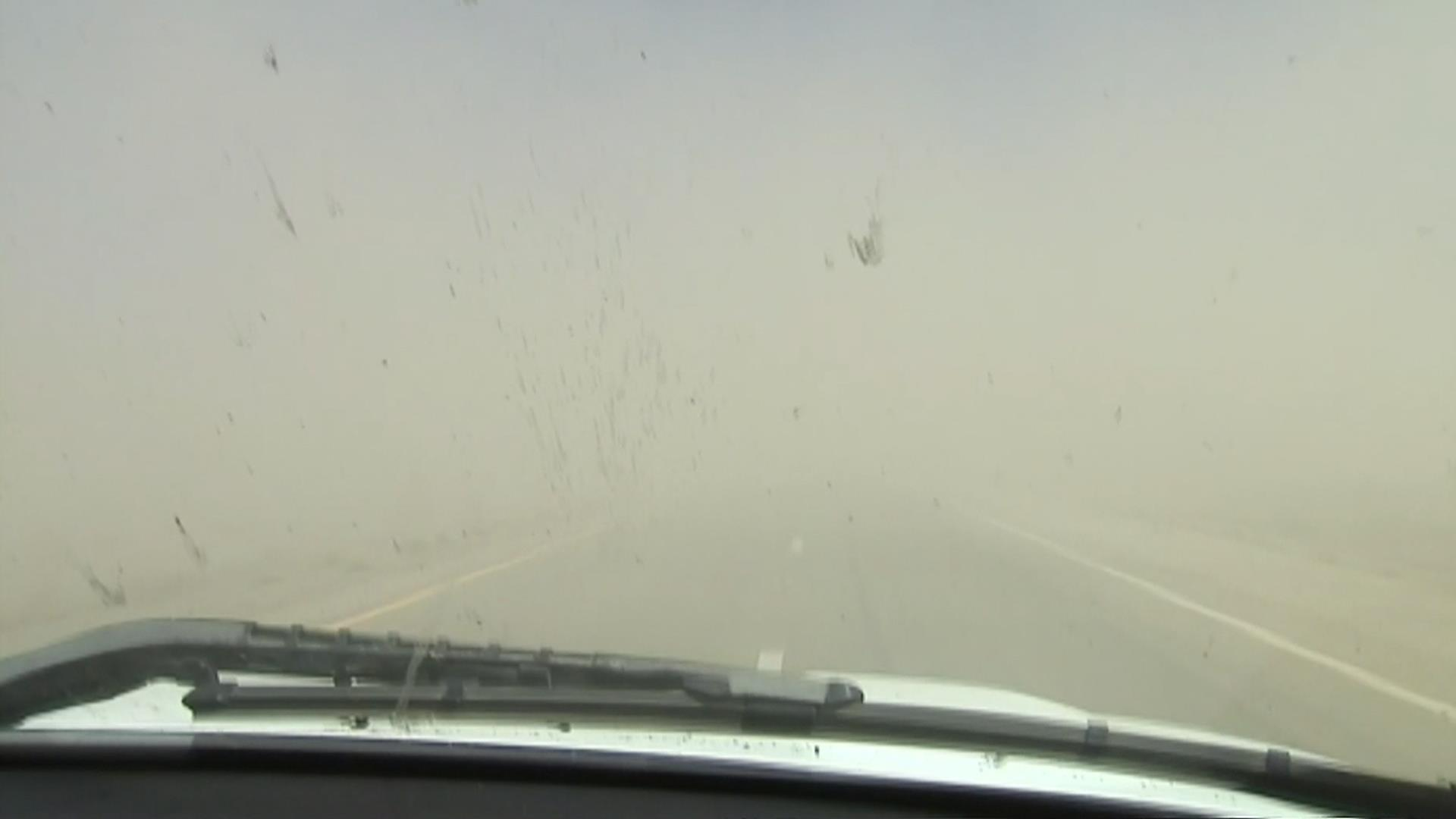 dust storm closes i 10 in arizona nbc news