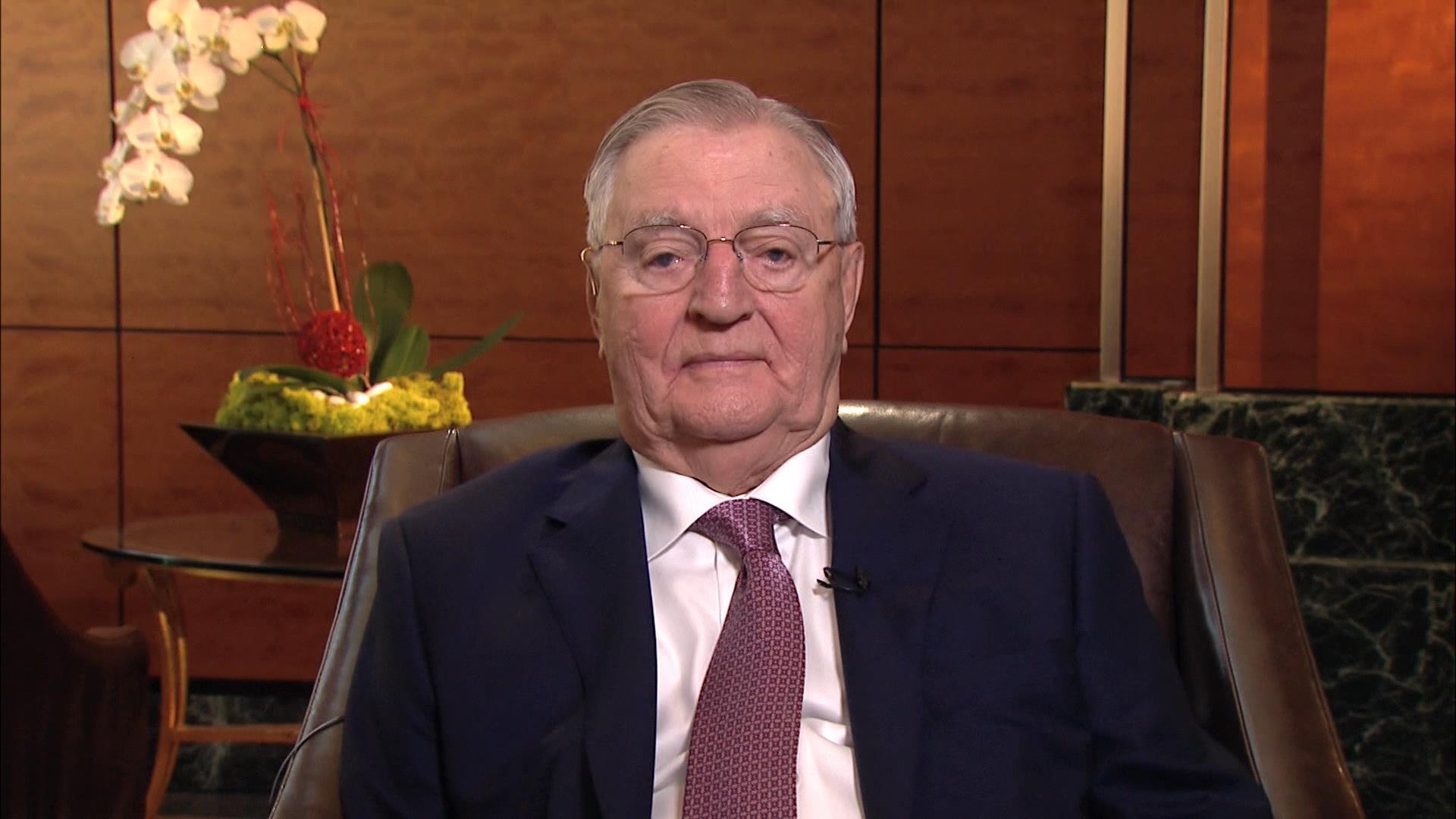 Former VP Mondale on Nuclear Dangers, Decision 2016