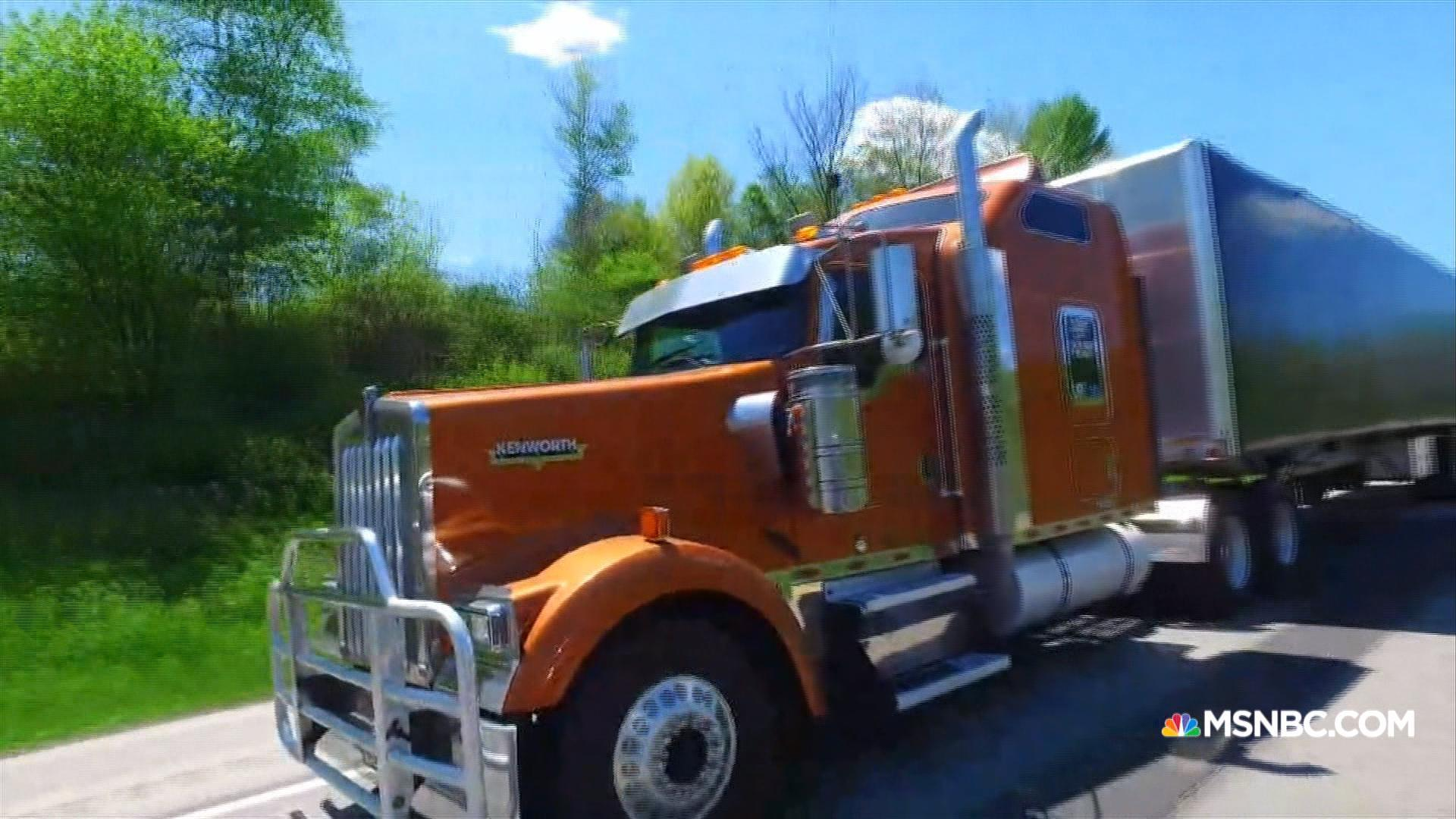 Swing state truckers share 2016 opinions