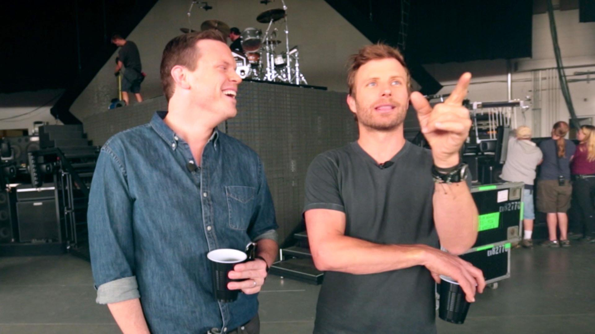 Web Extra What Made Dierks Bentley Want To Be A Singer