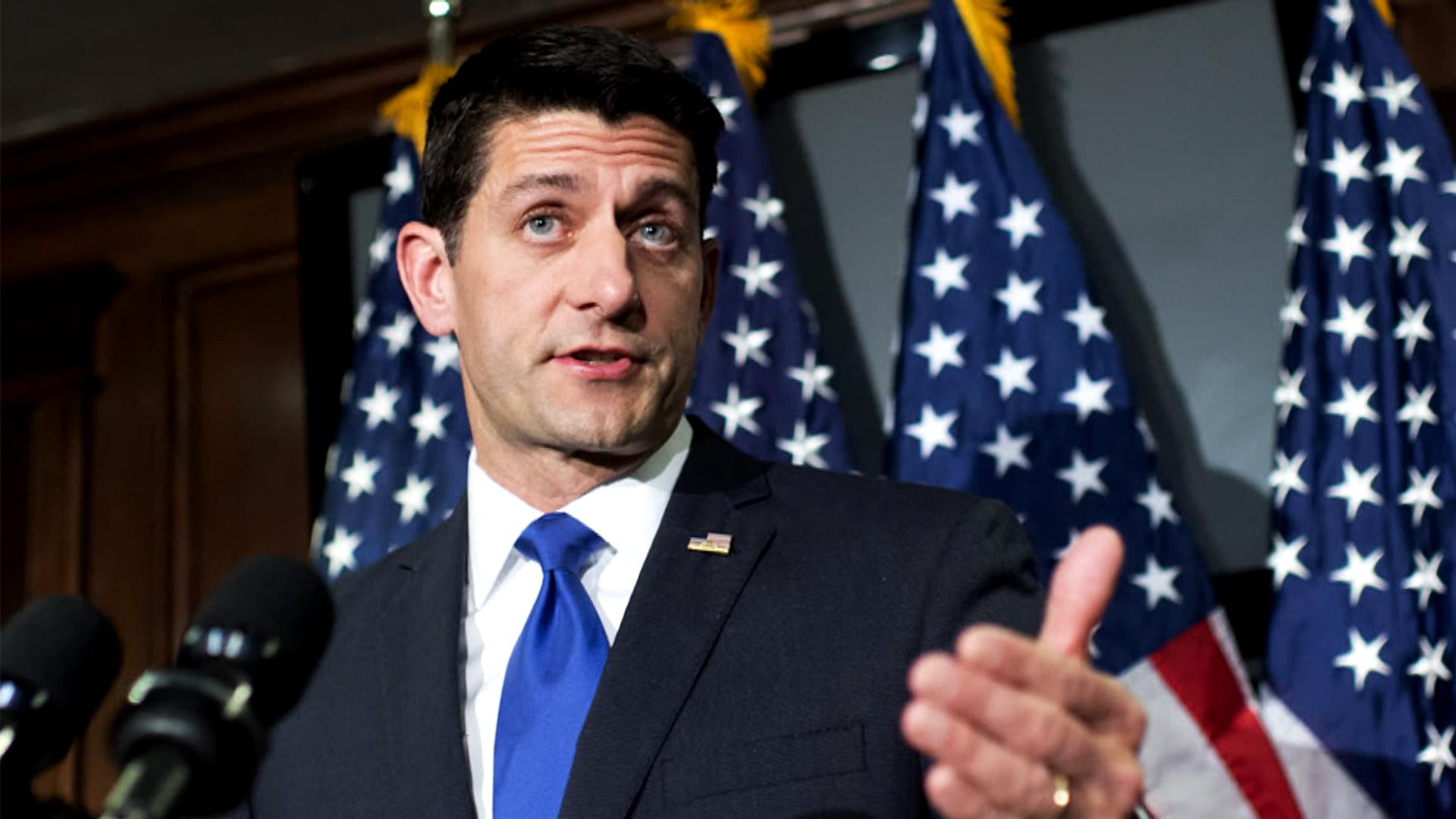 Paul Ryan: I'm 'Not Ready' to Endorse Donald Trump