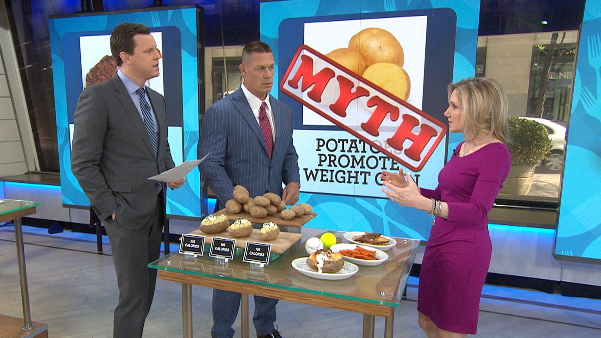 Penn Jillette's mono diet of potatoes concerns nutritionist