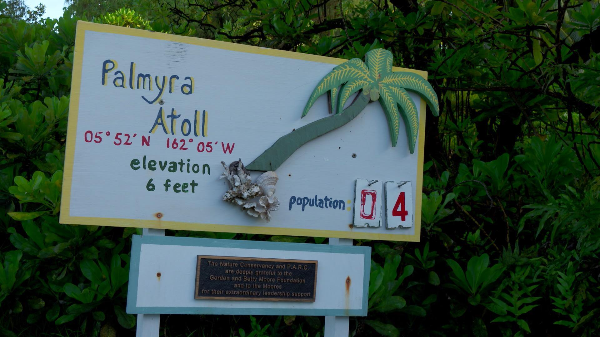 Last Best Place on Earth: Arriving to Palmyra Atoll