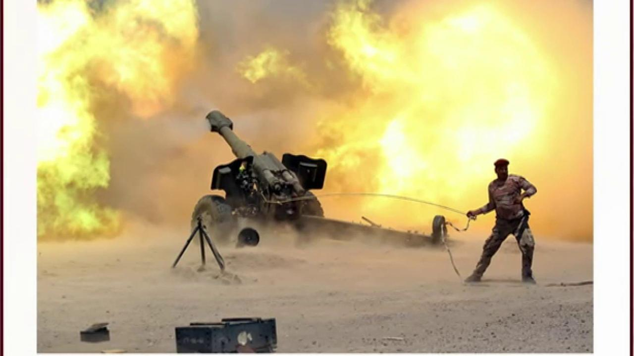 Lessons from the ground in Ramadi