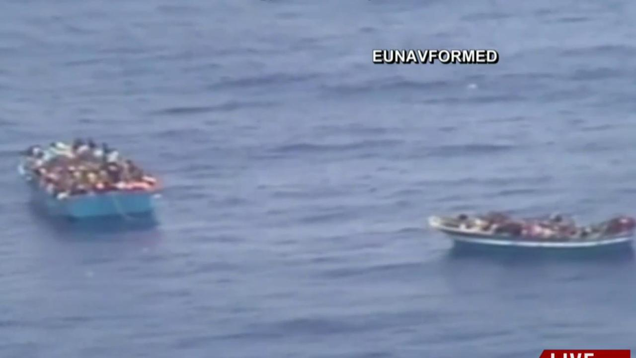 Migrant death toll soars on Mediterranean Sea