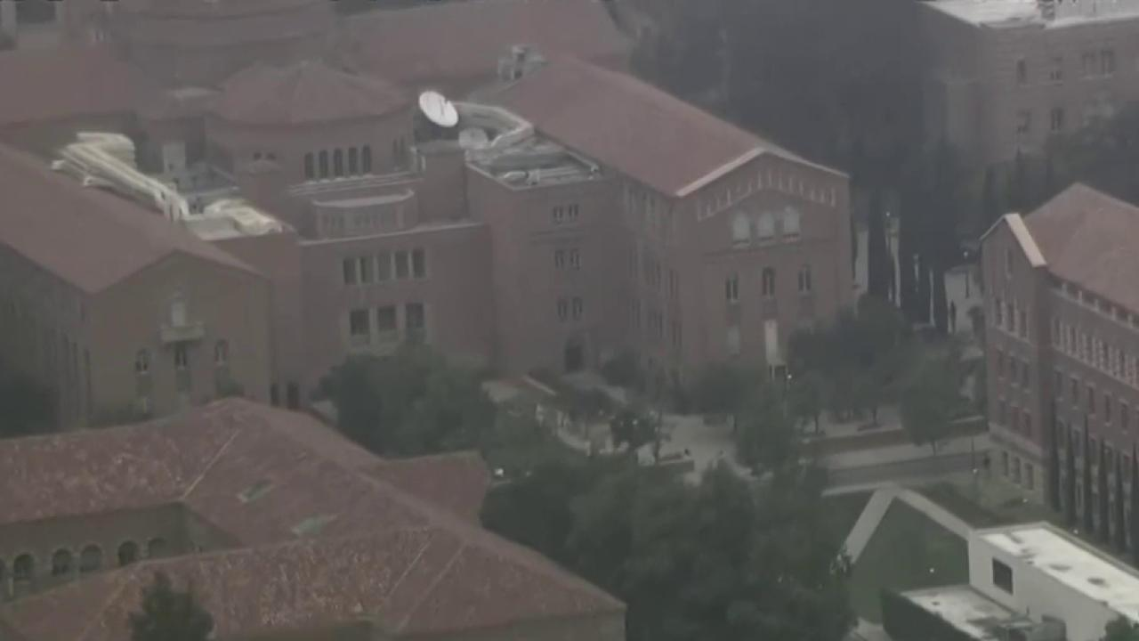 2 confirmed victims from UCLA shooting