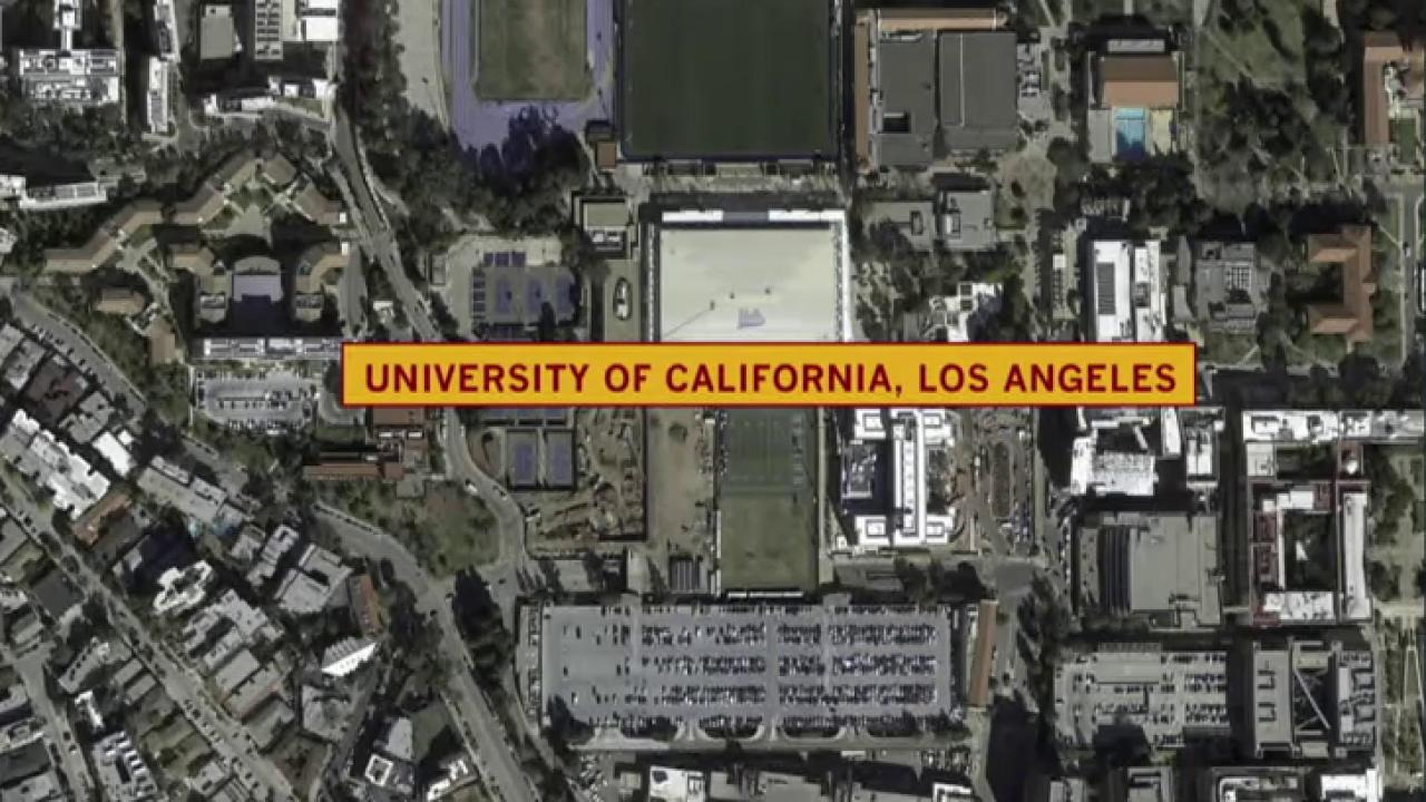 UCLA student calls in about shooting